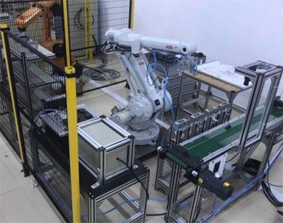 工业机器人多功能工作站