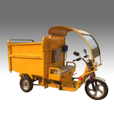 垃圾清运车,HB-08干电自卸车