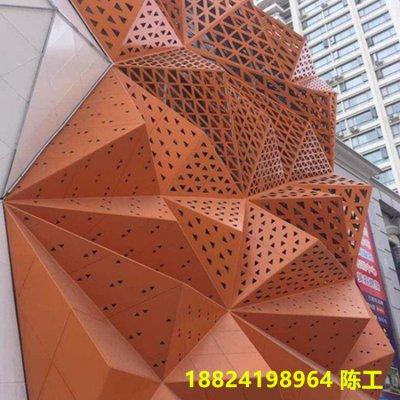 深圳铝单板幕墙厂家氟碳外墙幕墙
