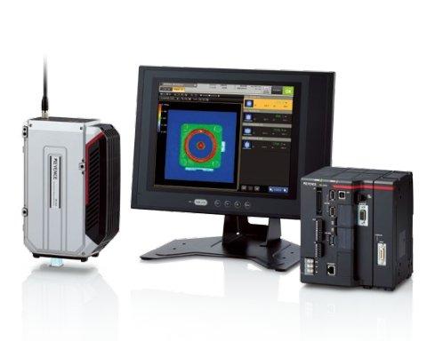 干涉式同轴 3D 位移测量仪