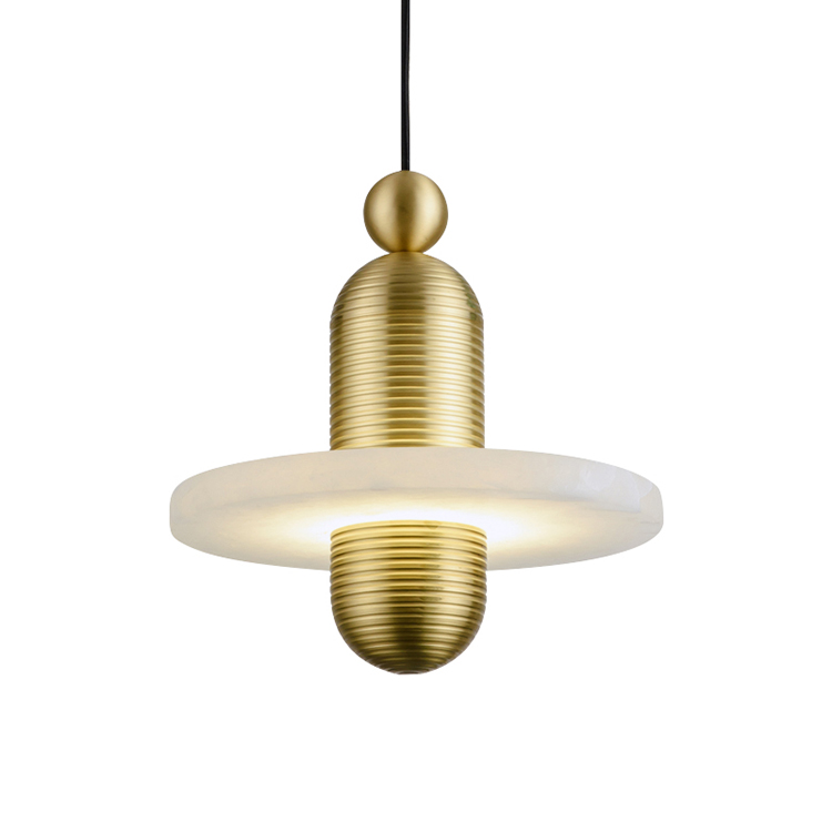 High quality home design suspension led pendant light gold lamp modern decorative lighting