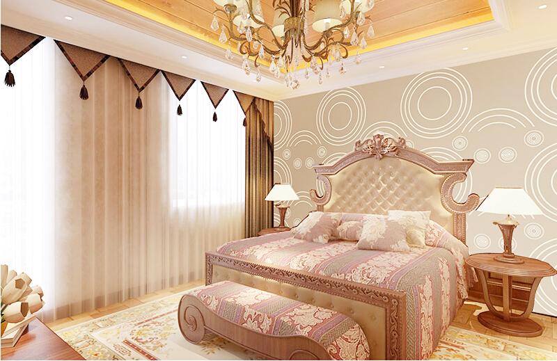 这是卧室装修效果图
