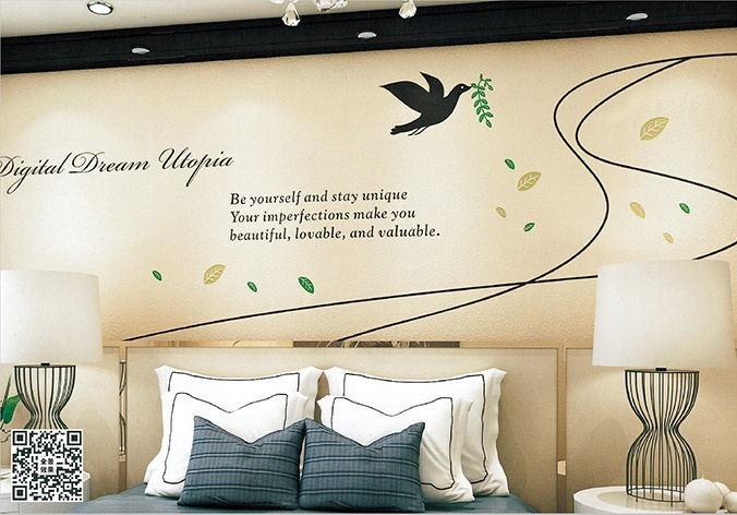 贝壳粉现代卧室图片