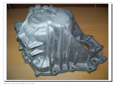 DC006 Automotive Product of Die Casting