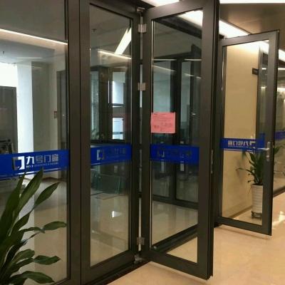 HB60 thermal break windows and doors