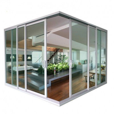 Ht102 corner sliding door