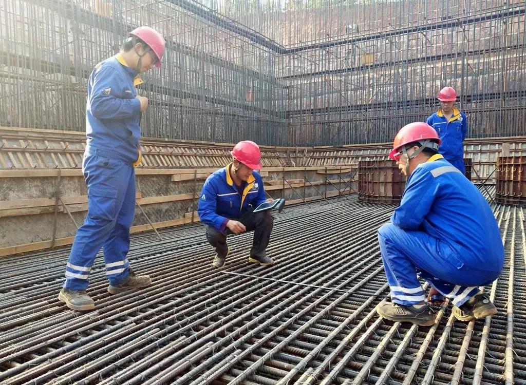 迪兹瓦矿业开展工程质量检查活动