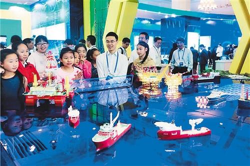 大国重器和创新产品集中亮相全国科...