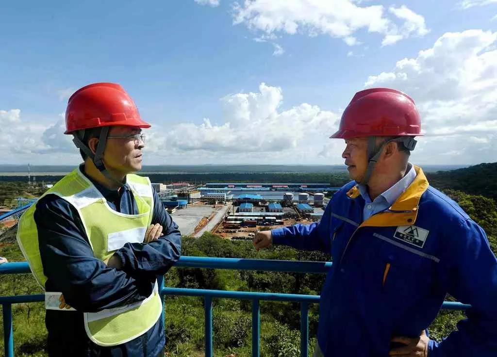 张晋军:把迪兹瓦矿业打造成为中国...