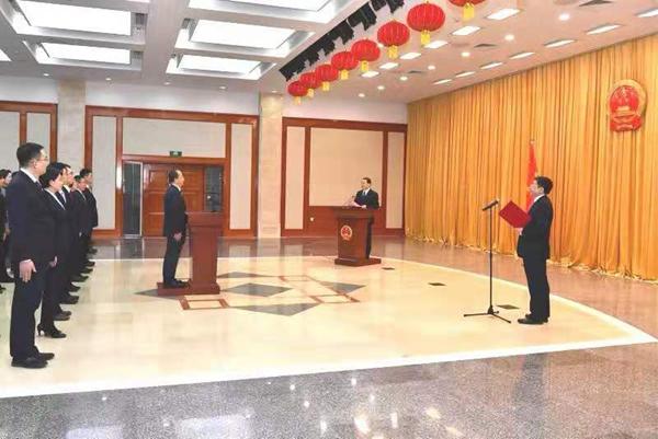 2019全年免费料大全_国资委举行宪法宣誓仪式 郝鹏监誓