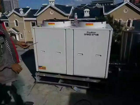 二連市英泰電源設備有限公司采暖實例