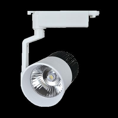三德士照明 LED轨道灯 服装店铺明装射灯20W 30W 35W 导轨聚光灯
