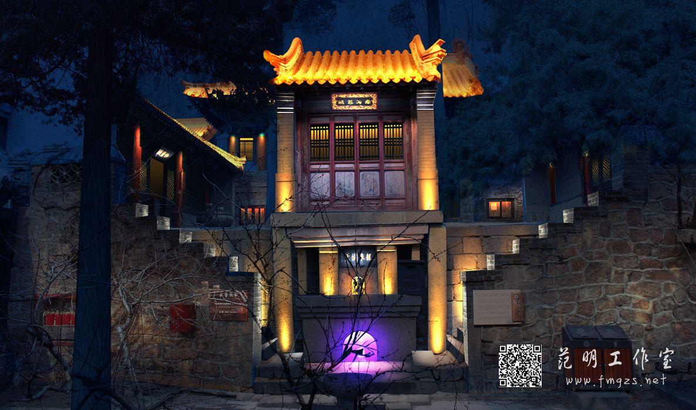 照明设计,灯光设计,亮化设计,夜景效果图,楼体亮化