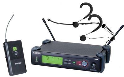 無線頭戴話筒