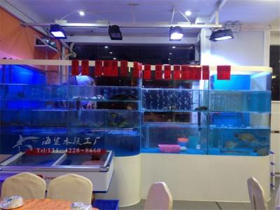 株洲饭店海鲜池