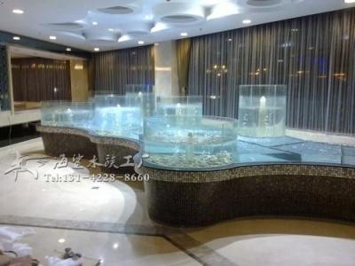 常德酒店海鲜池