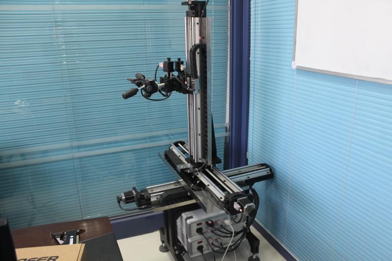 多維攝像機械臂系統