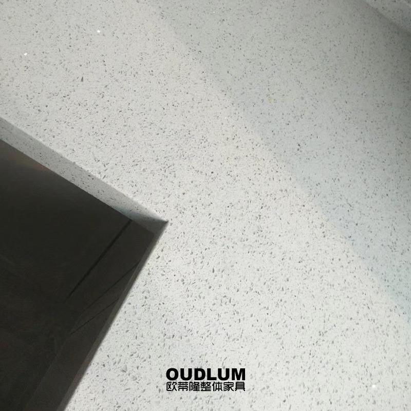 厨卫台面拼接工艺细节