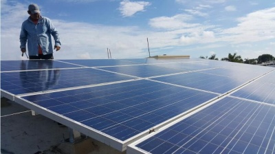 20KW On Grid PV System