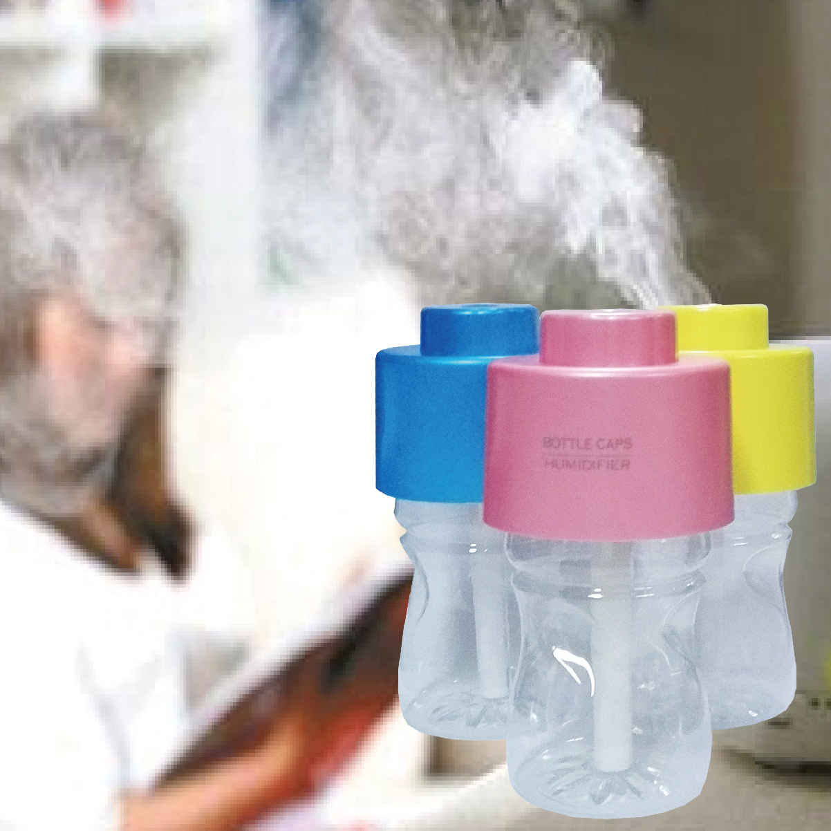 ENZYME-I30+Humidifie