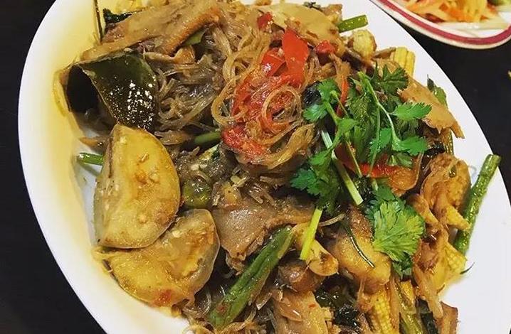 无辣不欢的重口味泰国菜推荐
