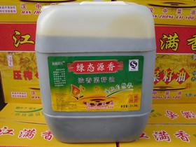 绿态源香浓香菜籽油