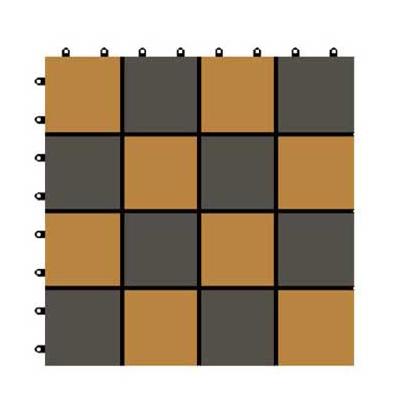 DIY拼接地板Q09B
