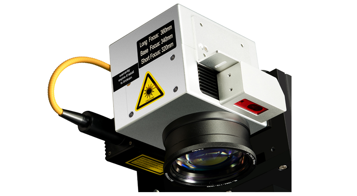 Taste Laser-reliable 3d laser marking