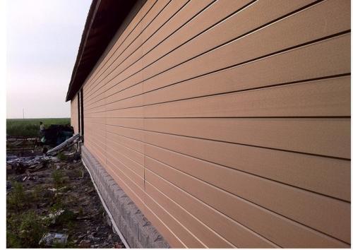 木塑外墙板的相关介绍