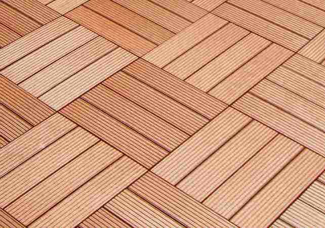 塑木地板保护环境更实用