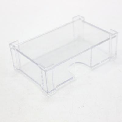 全透明名片盒