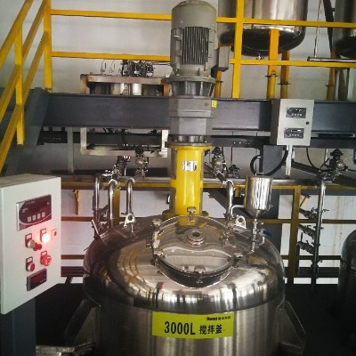 反应釜搅拌器的分类、选型及特点