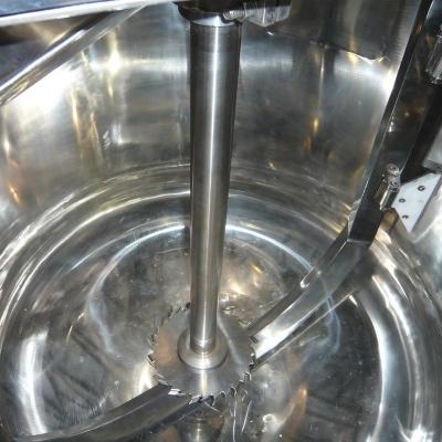 同轴双轴分散搅拌机