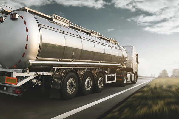 The solution for tank truck