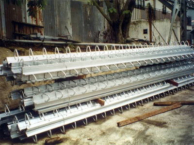 地面伸縮縫角鐵 Angle Bar for Expansion Joint