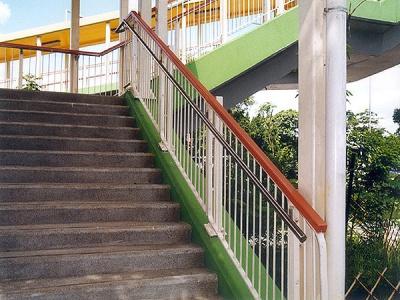 斜型樓梯欄河 Stair Railing