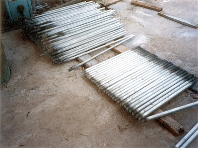 熱浸鋅螺絲 Hot Dip Galvanize Rod Bolt