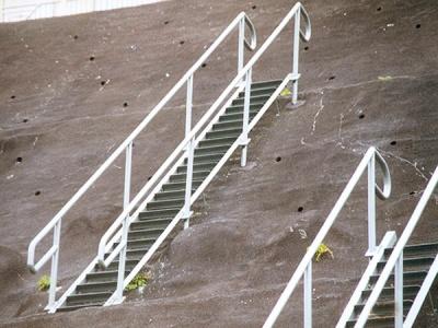 斜坡爬梯 Slope Ladder