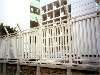 學校圍邊欄河 School Fence