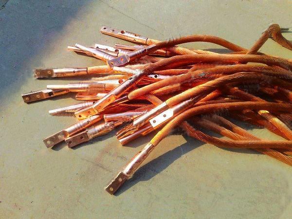 耐高电压水冷电缆技改成功