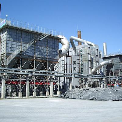 电石炉除尘系统