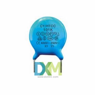 AC ceramic capacitor
