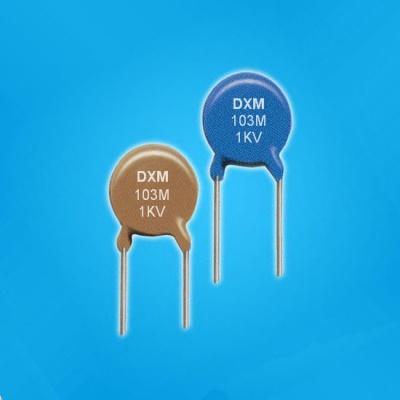 High Voltage ceramic disc capacitor