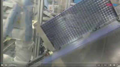 雄创自动化六关节机器人自动化摆盘案例2