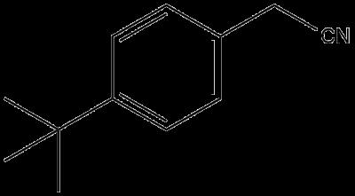 对叔丁基苯乙腈