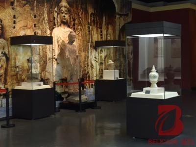 博物馆独立展柜M031