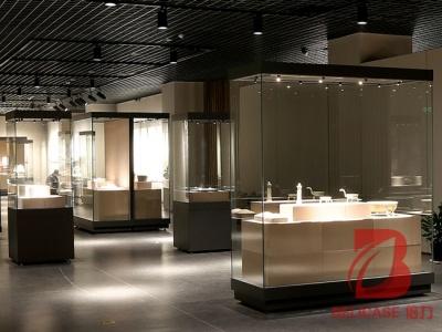 博物馆展柜设计M033