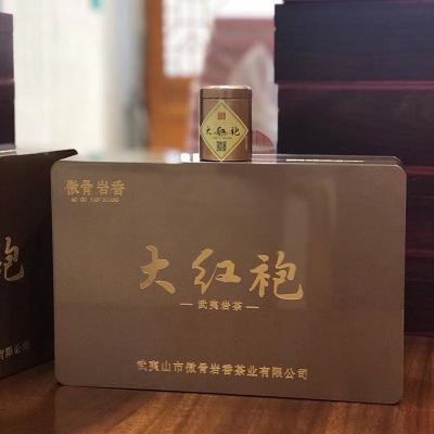 大红袍茶叶特级武夷岩茶