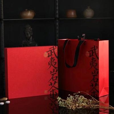 特级大红袍茶叶礼盒装