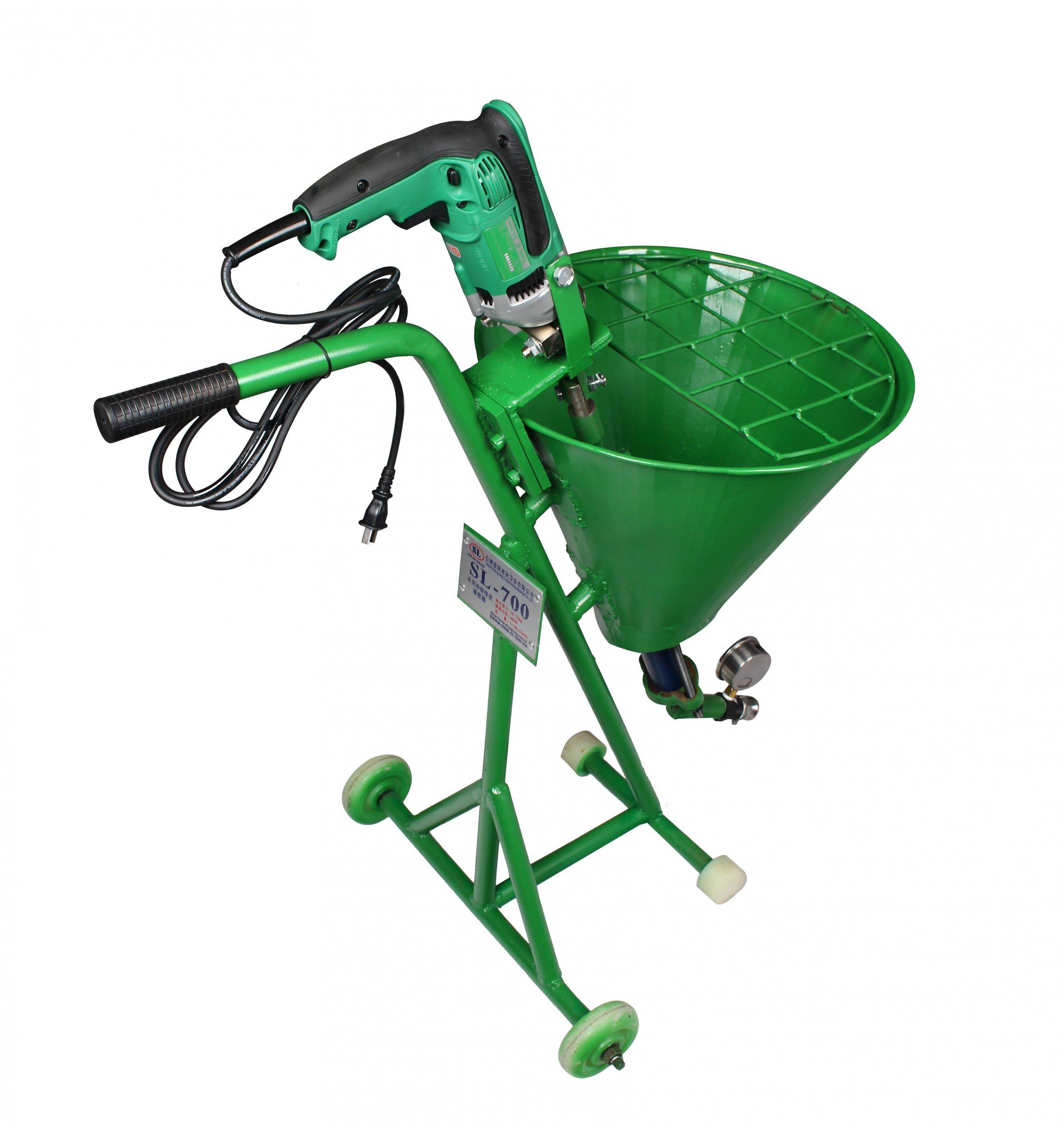 SL-700水泥砂浆喷涂机、灌浆机